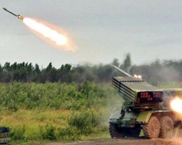 Террористы продолжают артобстрелы - штаб АТО