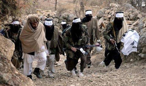 Талибы совершили взрыв в Афганистане