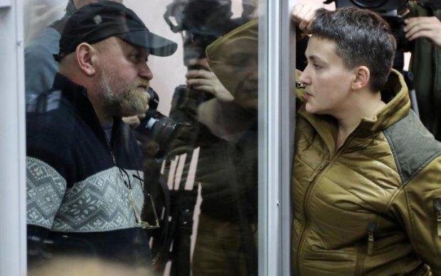 """Справа Рубана: Савченко приписують """"державний переворот"""""""