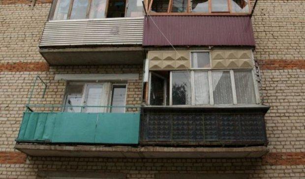 В  Петербурге  на беременную женщину упал балкон
