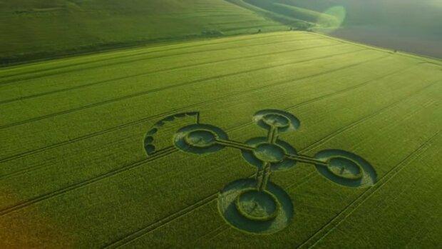 Послання інопланетян або витівки злих духів: найвідоміші кола на полях, незбагненні наукою