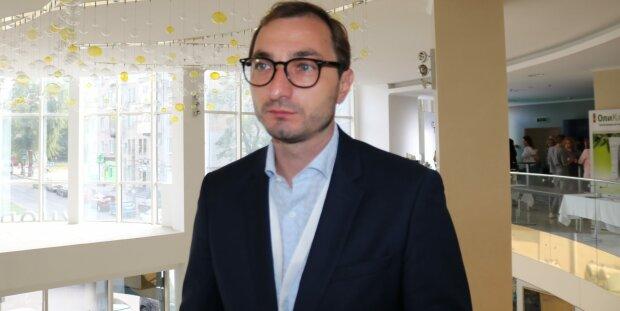 Андрій Безносенко, головний лікар Інституту раку \\ фото Індустріалка