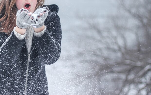 Зима, фото: pexels