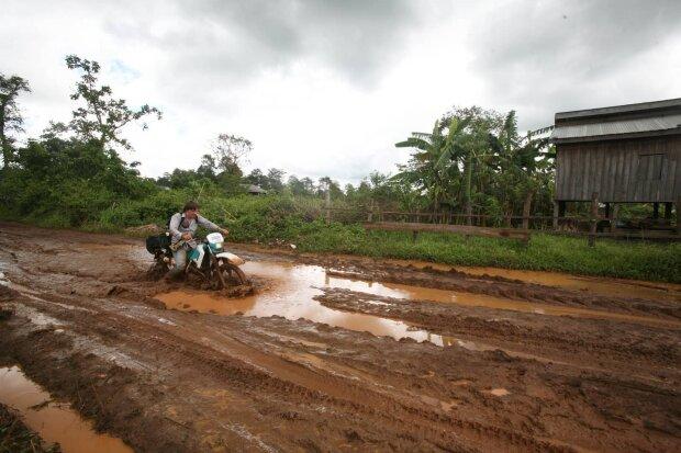 Комаров в Камбодже, фото: facebook