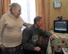 Пенсіонери, фото - Ігор Акімов