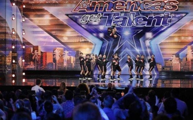 Шедевральное шоу: украинцы разорвали America's Got Talent
