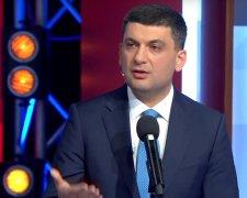 """Владимир Гройсман в эфире """"Право на власть"""""""