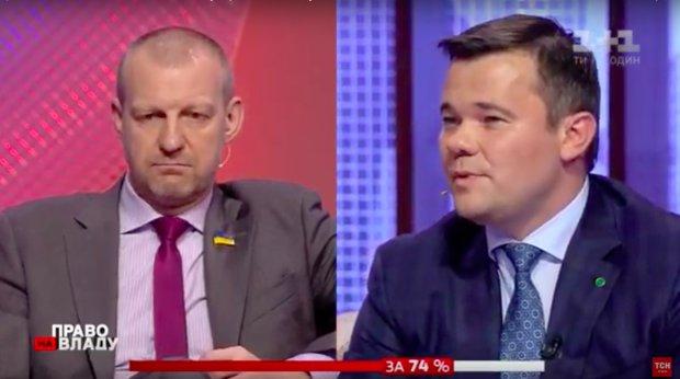 """У Яценюка наїхали на Зеленського - відповідь не змусила себе чекати, регоче вся Україна: """"Працював у вашого патрона"""""""