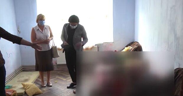 На Франковщине пятерых детей вырвали из лап горе-матери: голодные и с китайским вирусом