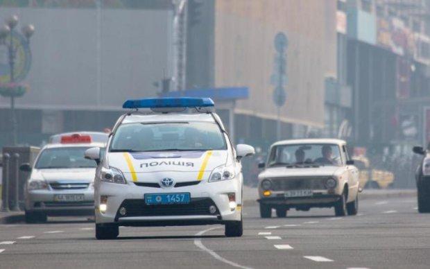 """Полювання на Porsche: київські копи ввели план """"Перехоплення"""""""