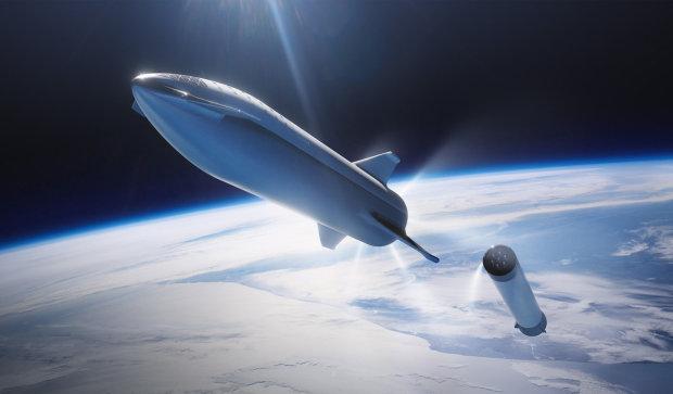 Илон Маск создал легальное смертоносное оружие: металлический дождь из космоса