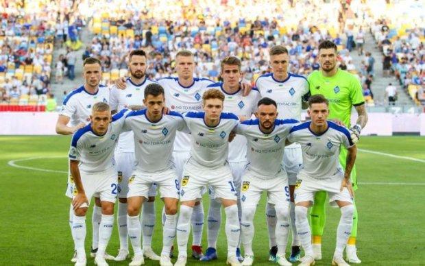 Сьогодні Динамо стартує в Лізі чемпіонів