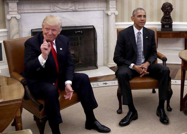 Барак Обама осадил Трампа в необычном рейтинге: подробности
