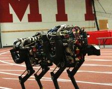 Собака-робот від MIT