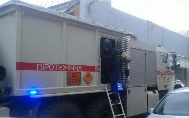 Піротехніки врятували Харків від потужного вибуху