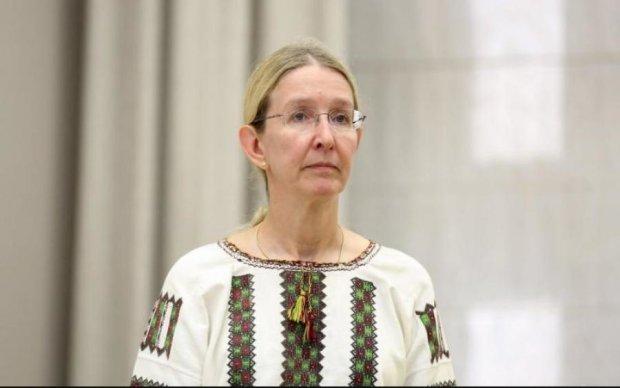 Супрун предупредила украинцев о смертельной опасности
