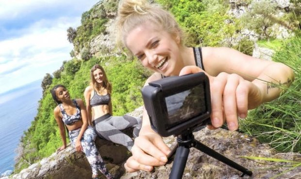 Компанія GoPro анонсувала водонепроникну камеру