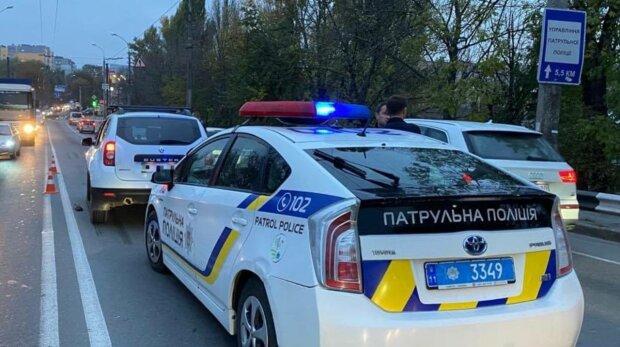 Поліція, фото: Патрульна поліція