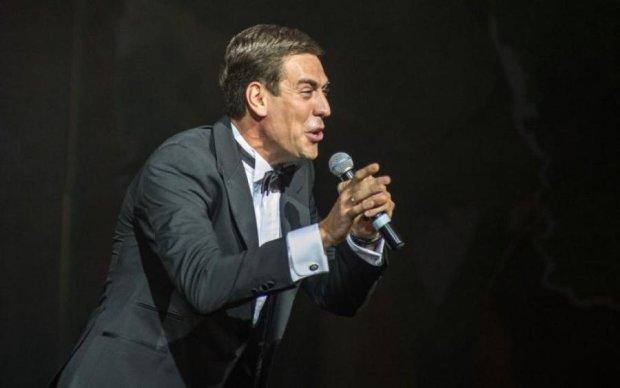 Майже як Добкін: російського актора накрило в прямому ефірі