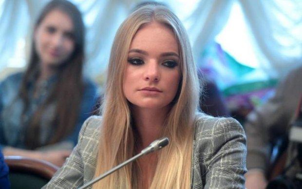 Дочь Пескова заставила отца понервничать