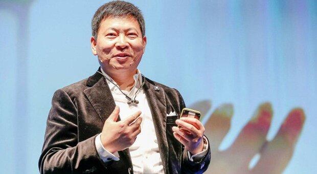 Ричард Ю - глава Huawei
