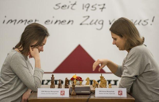 Сестри Музичук пробилися до чвертьфіналу чемпіонату світу з шахів