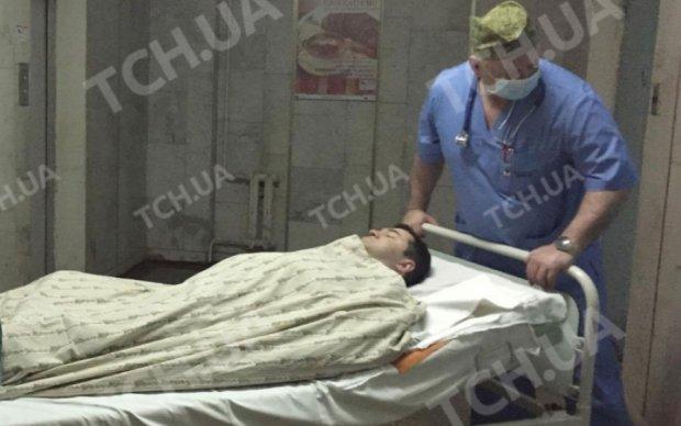 Насиров оказался в реанимации - ему что-то отрезали в больнице