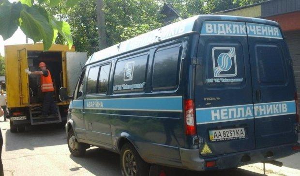 Київводоканал взявся відключати боржників