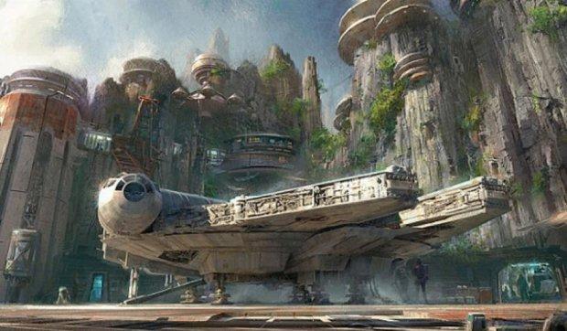 """Disney збудує парки за мотивами """"Зоряних воєн"""" і """"Аватара"""" (фото)"""
