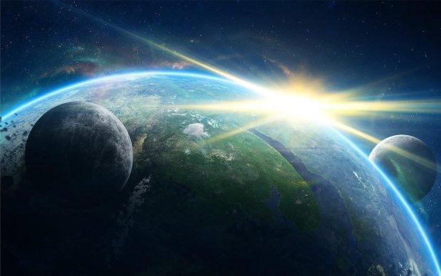 Пришелец из Нибиру появился прямо посреди неба: конец света неизбежен, все сняли на видео