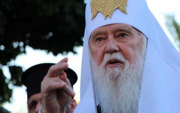 Філарет доступно пояснив різницю між московським та київським патріархатом