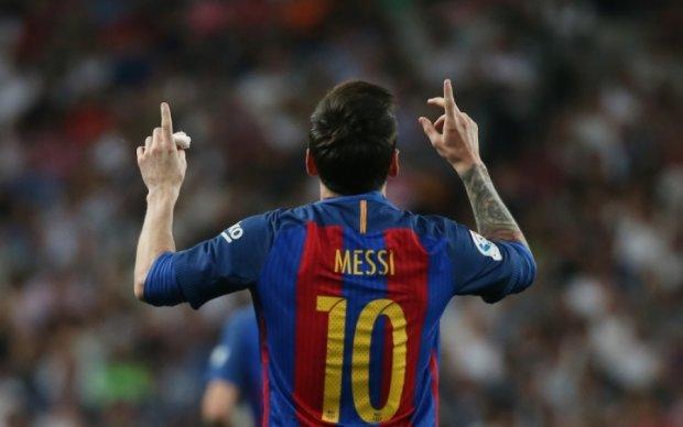 Мессі забив п'ятисотий гол за Барселону