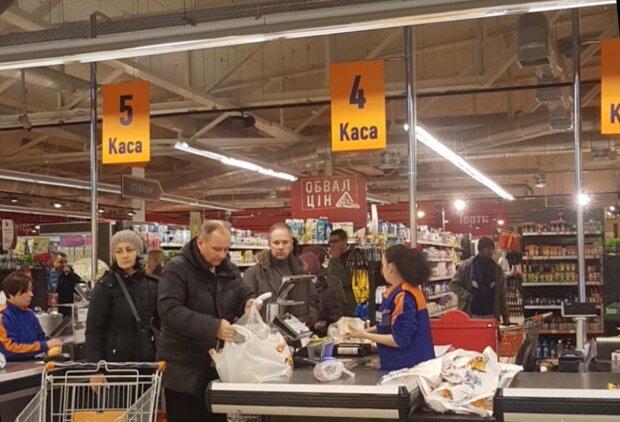 Супермаркет, фото tehnot.com