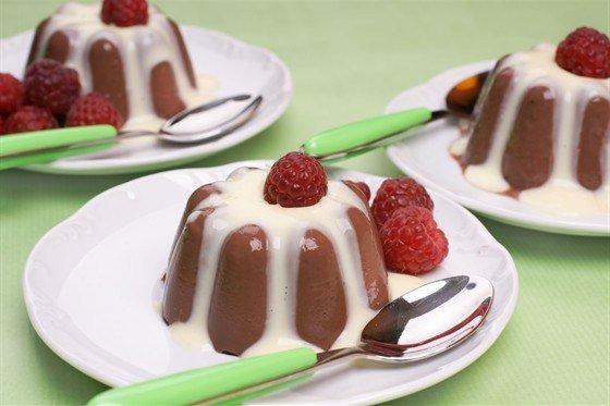 Рецепт шоколадного пудингу для справжніх ласунів