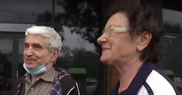 Пожилые люди, скриншот: Youtube