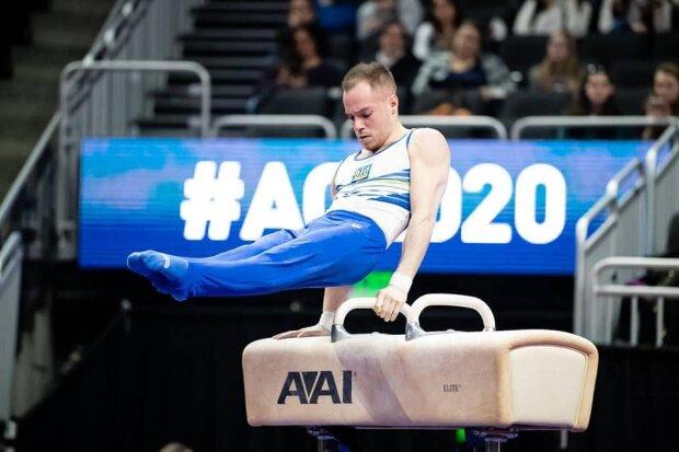 Олег Верняєв, John Cheng /Usagymnastics