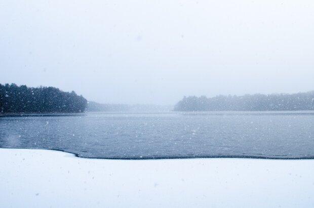 сніг, фото Pxhere