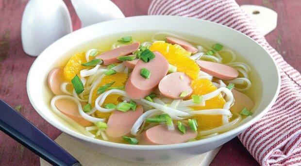 Суп, фото Гастроном