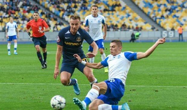 Дніпро-1 – Динамо, фото: football.іа