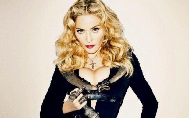 Мадонна закрутила роман з молодою моделлю