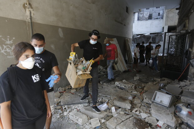 Взрыв в Бейруте: среди пострадавших оказались семьи украинцев