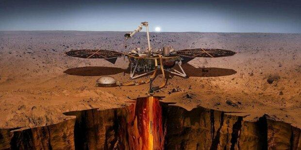 В 2018 году миссия NASA Insight доставила на Марс посадочный аппарат с сейсмометром