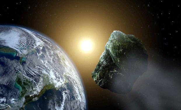 Гігантський астероїд вибухнув над Землею: в 10 разів небезпечніший за Хіросіму