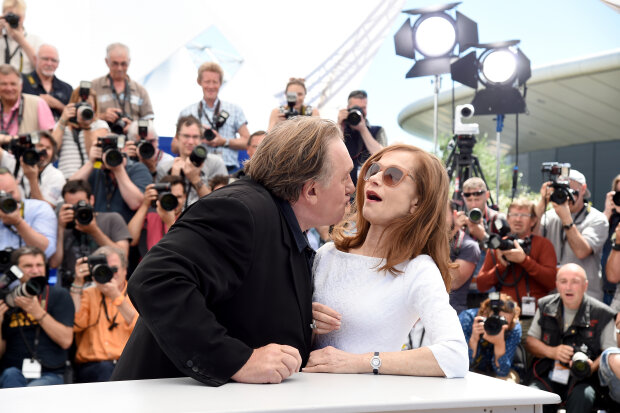 Жерар Депардьє, фото Getty Images