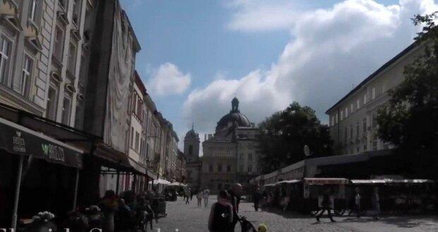 Львів / скріншот з відео