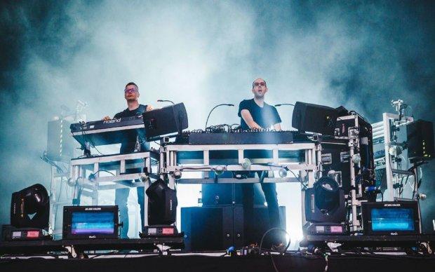 The Chemical Brothers їдуть до Києва із грандіозним концертом: поспішайте за квитками