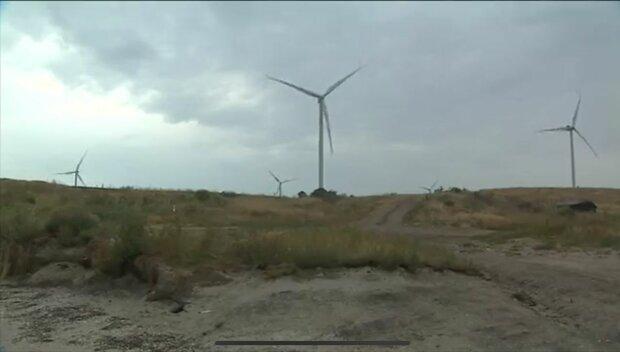 У Запоріжжі побудують найбільшу в Європі електростанцію, фото: скріншот з відео