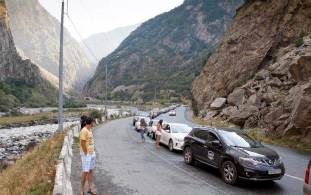 Бійня та крики: російсько-грузинський кордон замурували