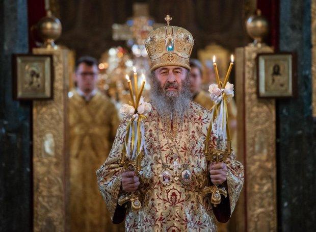Томос для Украины: Онуфрий отправил в Константинополь всадника без головы