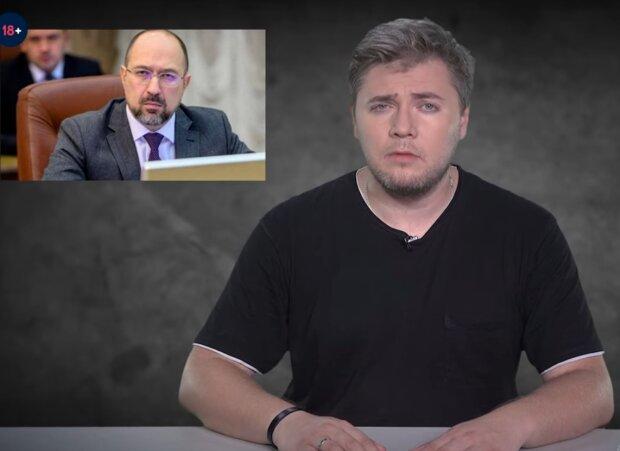 """Игорь Лесев в программе """"не добрый вечер"""", скрин с видео"""